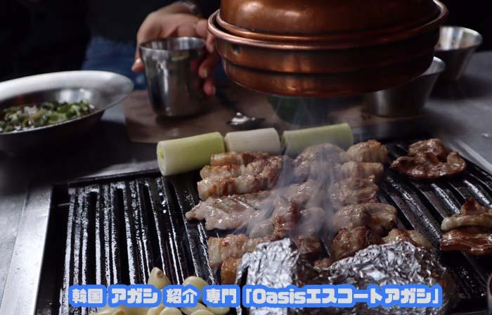 韓国アガシと行くグルメ クムテジ食堂